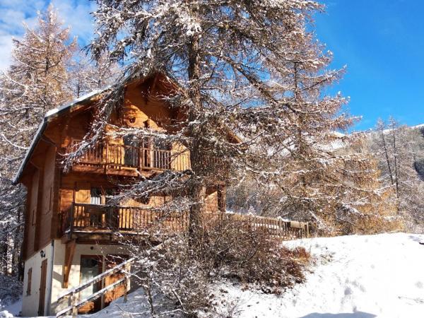 L'hiver arrive, la neige vient de tomber !